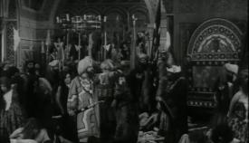 Οι Οθωμανοί εισβάλλουν στην Αγία Σοφία.