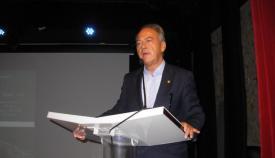 09.10.2016: Ο συγγραφέας Ιωάννης Μπουγάς αναφέρθηκε στην έρευνα και τους συντελεστές του βιβλίου.