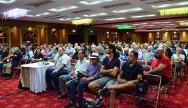 28.06.2017: Το κοινό της εκδήλωσης.