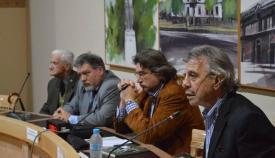 28.02.2016: Κεντρικός ομιλητής ήταν ο Ιωάννης Κακολύρης, συγγραφέας και τέως αντιπρόεδρος της Εταιρείας Ελλήνων Λογοτεχνών.