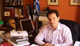 Ο Άδωνις Γεωργιάδης.