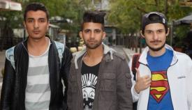 Αφγανοί «ασυνόδευτοι ανήλικοι» στην Ελλάδα.