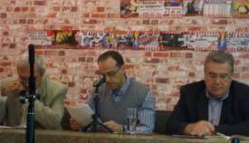 3ο τραπέζι συζητήσεων: Θανάσης Κόρμαλης, Ιωάννης Λάμπρου, Γιάννης Κουριαννίδης.