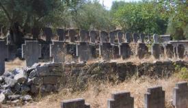 Νεκροταφείο θυμάτων του ΕΑΜ-ΕΛΑΣ στον Μελιγαλά.