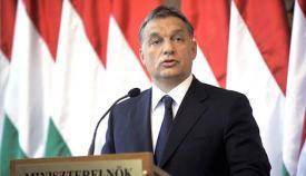 Ο Βίκτορ Ορμπάν, πρωθυπουργός της Ουγγαρίας.