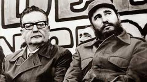 25 ημέρες παρέμεινε στην Χιλή ο κομμουνιστής δικτάτορας Φιντέλ Κάστρο και επάνδρωσε την πρεσβεία της Κούβας με ... 1500 άτομα.