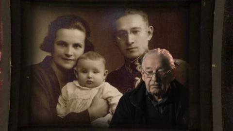 Ο πατέρας του Βάιντα, Τζάκομπ Βάιντα, ήταν ανάμεσα στα θύματα της σφαγής του Κατύν.