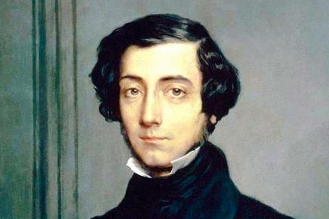 Αλέξις ντε Τοκβίλ (1805-1859).